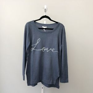 LC Lauren Conrad Size Large NWT Sweater